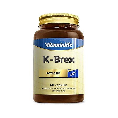 K - Brex 60 Capsulas Vitamin Life