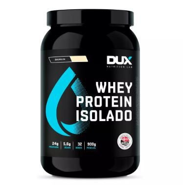 Whey Protein Isolado 900 Gr DUX NUtrition