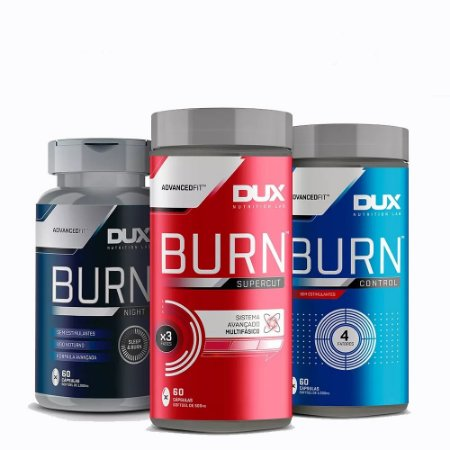 Kit Burn DUX Nutrition