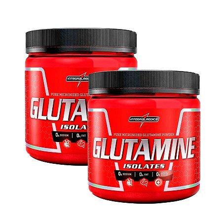 Kit 2x Glutamine 300g - Integralmédica