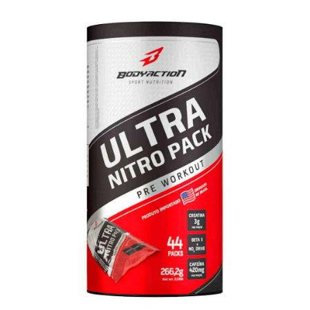 Ultra Nitro Pack Pre - Workout 44 Packs