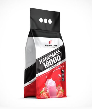 Hard Mass 18000 Bodyaction 3 Kg