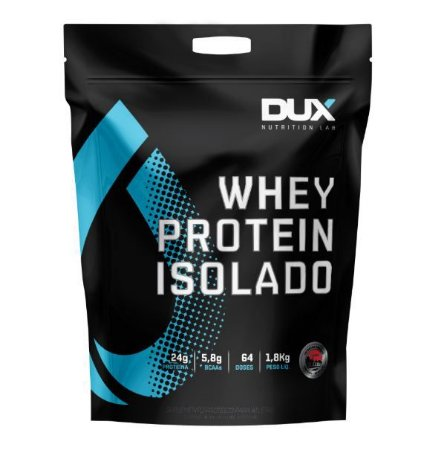 Whey Protein Isolado1,8 Kg DUX NUtrition