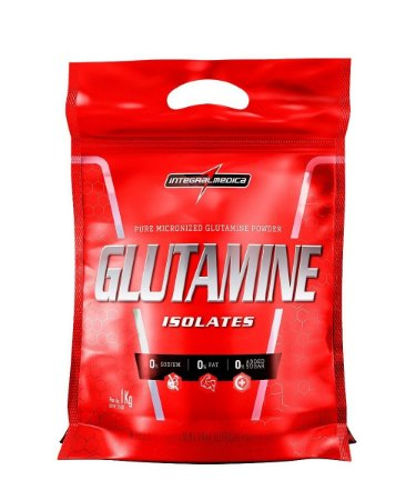 Glutamine Isolates 1 Kg Integralmedica