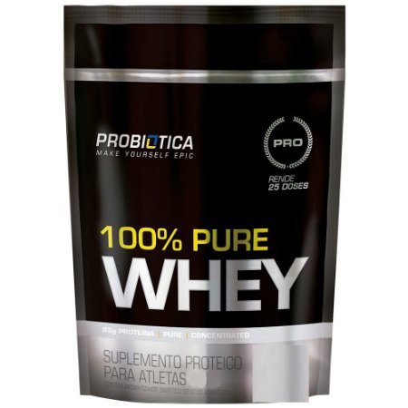 100 % Pure Whey 825 Gr Probiotica