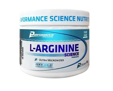 L - Arginine Science Powder 150 Gr Perfomance