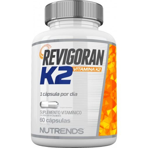Vitamina K2 Revigoran Nutrends