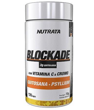 Blockade Quitosana Nutrata 120 Capsulas