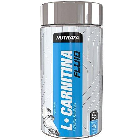L - Carnitina Fluid Nutrata 60 Caps