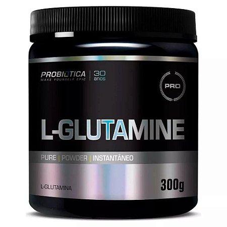 L - Glutamine 300 Gr Probiotica Sem Sabor