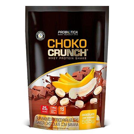 Choko Crunch Whey Protein Shake 555 Gr Probiotica