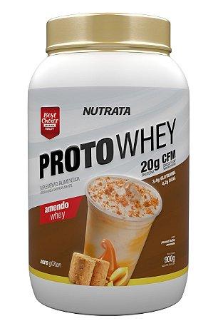 Lancamento Proto Whey Nutrata 900 Gr