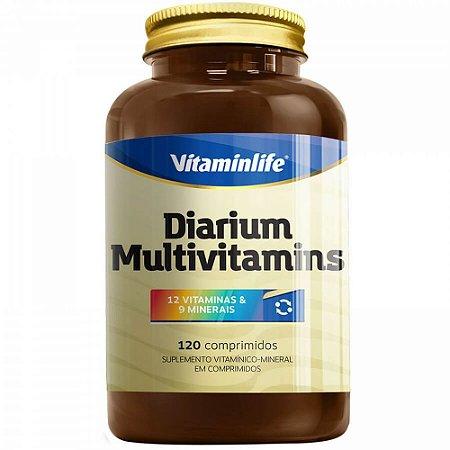 Diarium Multivitaminico 120 Caps VitaminLife