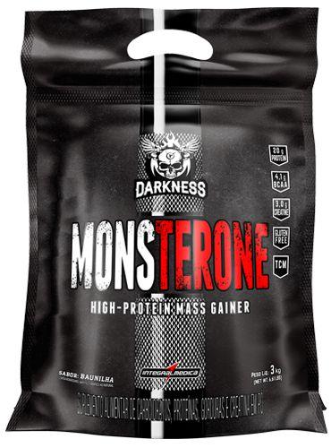 Hipercalorico Monsterone 3 Kg Darkeness