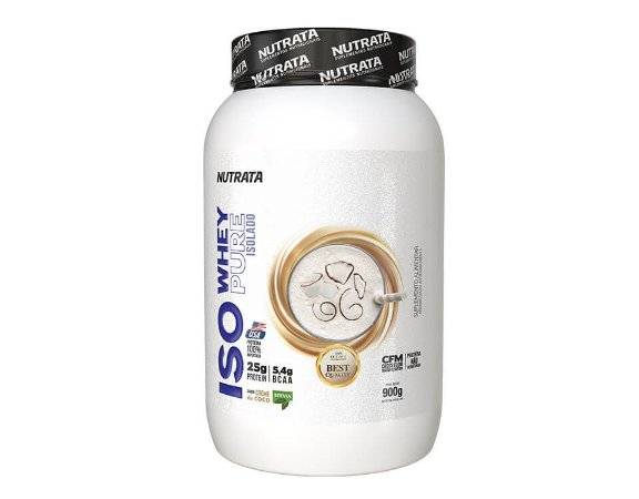 ISO Whey Pure Isolado 900 gr