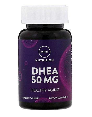 DHEA 50mg POTE 90 CAPS MRM IMPORTADO - FRETE GRÁTIS