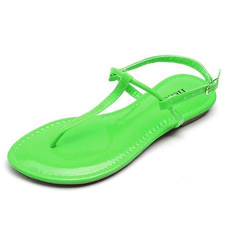51ebf5f77d Rasteira Neon Verde - Hendy bag