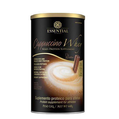 Cappuccino Whey - 448gr