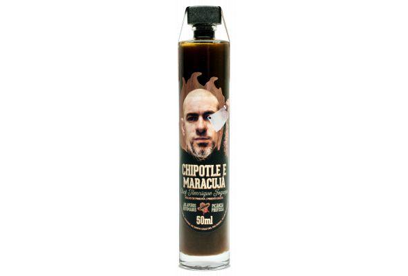 Molho Chipotle e Maracujá - 50 ml