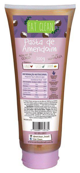 Pasta de Amendoim com Sal do Himalaia - 300gr
