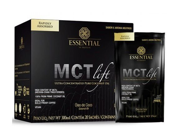 MCTlift Óleo de Coco - 300ml