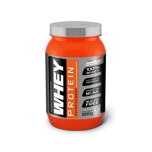 Whey Protein - Morango - 900gr