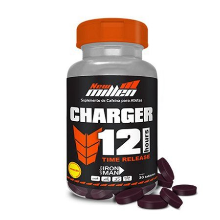 Charger 12 hours Time Realese - 30 tabletes