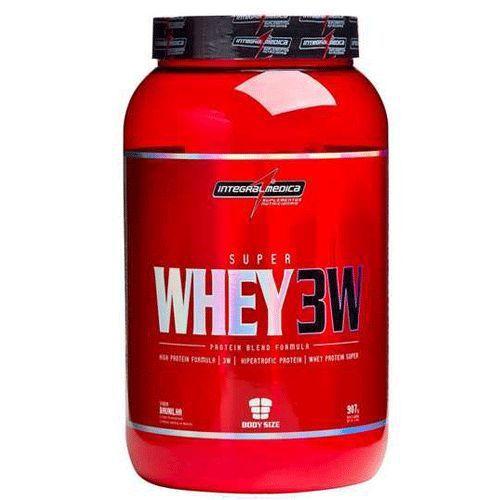 Super Whey 3W - Baunilha - 907gr