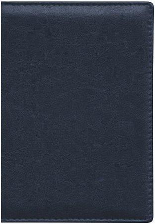 Agenda Diária Capa Torino Azul AG2204