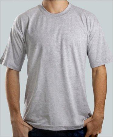 Camiseta Cinza Mescla CM3031
