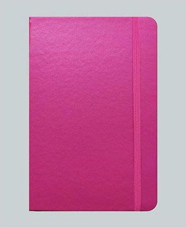 Caderneta Rosa tipo Moleskine MK6060