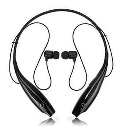 Fone de Ouvido Wireless Neckband Earbud Heaset TF Card  KBP-730T