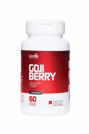 Goji Berry - 60 cápsulas