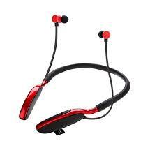 STEREO HEADPHONES ST K168- vermelho