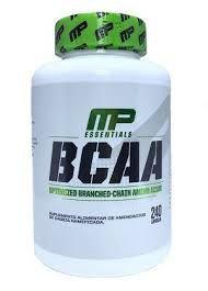 BCAA - 240 Cápsulas