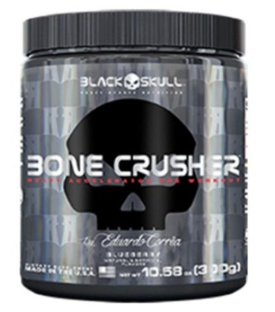 BONE CRUSHER - SABOR WILD GRAPE - BLACK SKULL