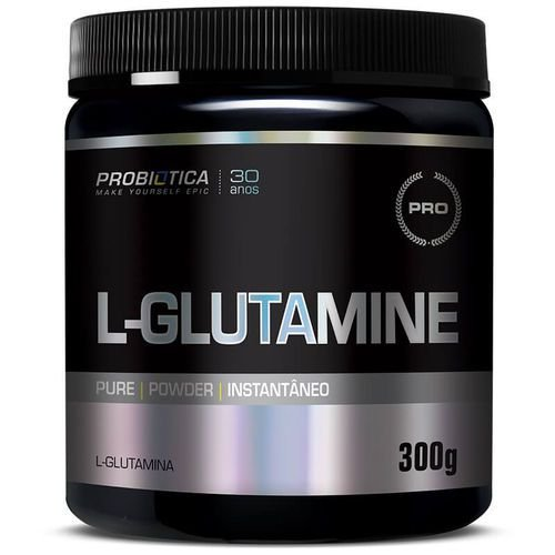 L-GLUTAMINE 300GRS PROBIOTICA