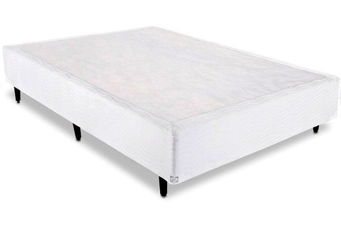 Base Cama-Box  Orthovida  Casal 128x28x188 - Confort