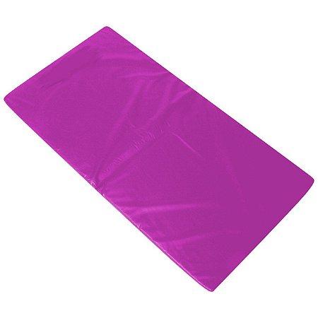 Colchonete Ginástica, Academia E Yoga - 100 X 60 X 3 cm Orthovida - Rosa