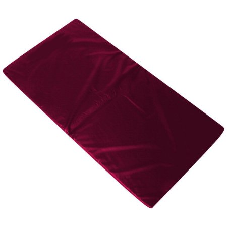 Colchonete Ginástica, Academia E Yoga - 100 X 60 X 3 cm Orthovida - Vinho