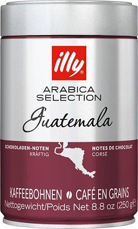Café Illy Gourmet Selection Guatemala Torrado em Grãos 250g