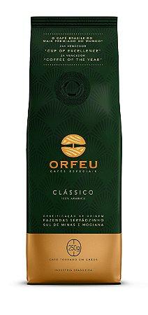 Café Especial Orfeu Clássico Torrado em Grãos 250g
