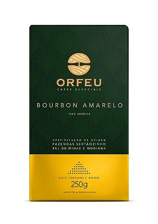 Café Especial Orfeu Bourbon Amarelo Torrado e Moído 250g