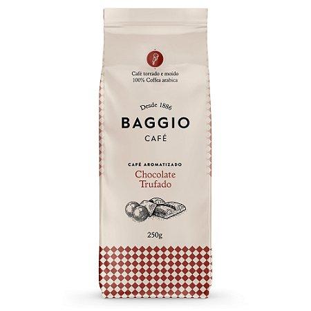 Café Baggio Gourmet Aroma Chocolate Trufado Torrado e Moído 250g