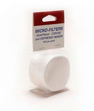 Micro Filtros Para Aeropress Pacote com 350 Unidades
