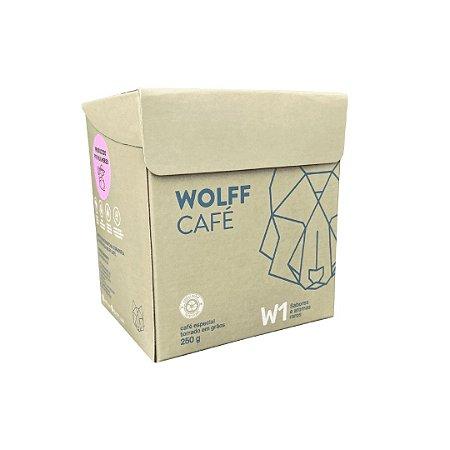 Wolff Cafe W1 em Grãos 250g