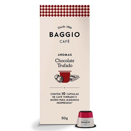 Café Baggio Gourmet Aroma Chocolate Trufado em Cápsulas 10 unidades