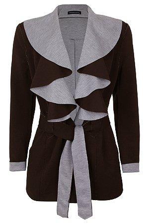 Trench Coat Megan Marrom