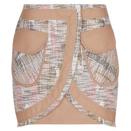 Shorts Saia Selene Tweed
