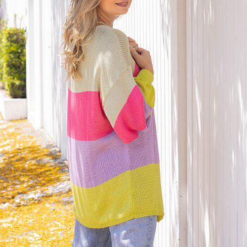 Cardigan Tricot Mariah Colors
